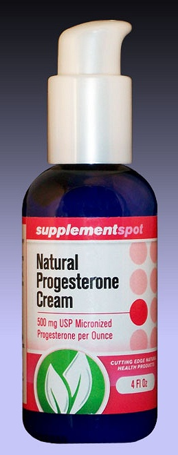 use natural progesterone before you