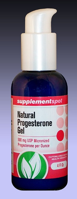 how to naturally raise progesterone